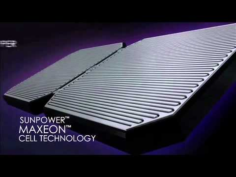 Sunpower Panel Advantage Youtube