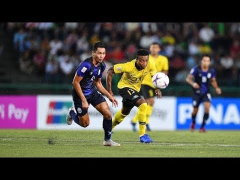 Cambodia 0-1 Malaysia (AFF Suzuki Cup 2018: Group Stage Full Match)