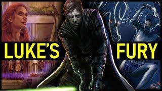 How Luke Skywalker BRUTALLY avenged the Death of his Wife   Star Wars Legends