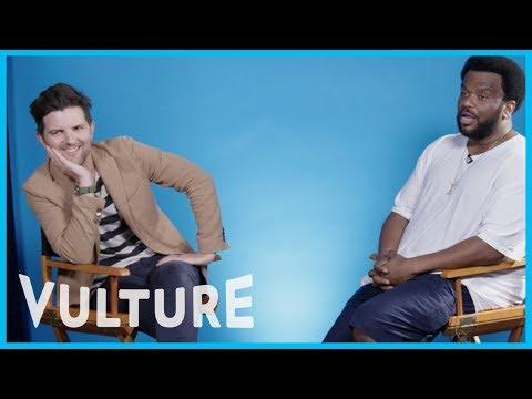 How Well Do Ghosted Stars Adam Scott and Craig Robinson Know Each Other?
