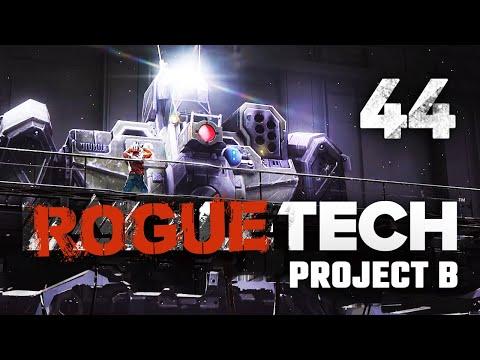 Good new Stuff -  Roguetech Project B Career Mode Playthrough #44 [Battletech Modded]
