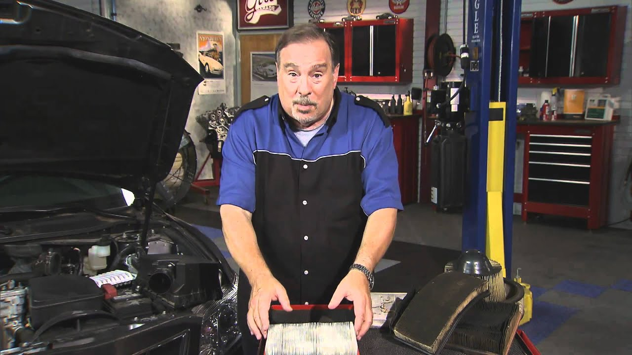 Impact Of A Dirty Air Filter On Modern Engine Youtube 98 Mustang Fuel Location