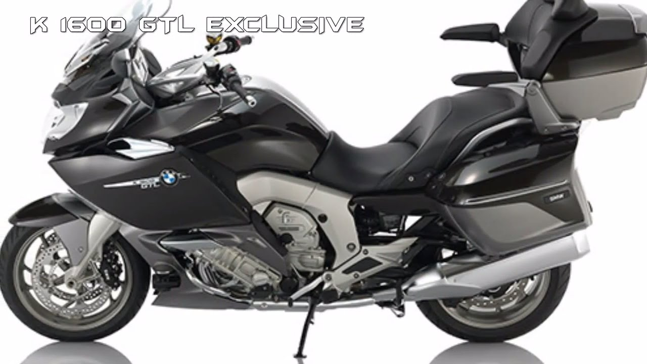 2016 2017 bmw k 1600 gtl exclusive new 2017 exclusive. Black Bedroom Furniture Sets. Home Design Ideas