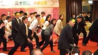 香港道教聯合會鄧顯紀念中學三十周年校慶 30週年晚宴 校董校