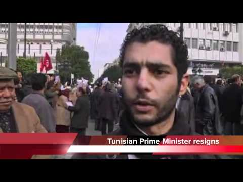 Tunisian Prime Minister resigns