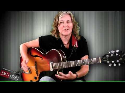 Jane Miller Jazz Guitar Lessons