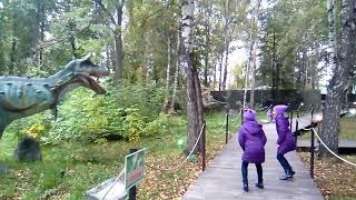 Ужасы в Парке Динозавров 2