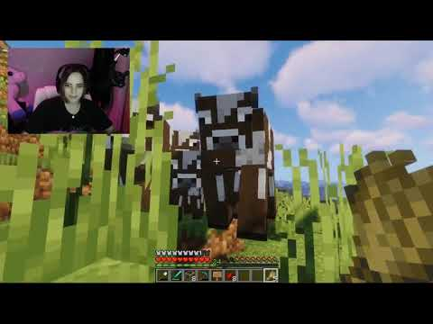 Minecraft Survival Let's Play: AUTOMATED COW FARM Ep 5