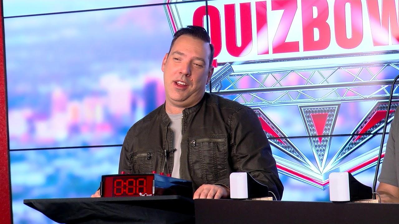 WATCH! Rich Berra Hosts 'Arizona Quiz Bowl' Game Show In New