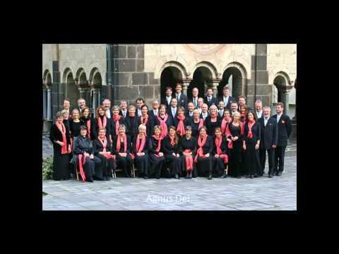 Kölner Kantorei - Sanctus & Agnus Dei (Frank Martin, Messe)