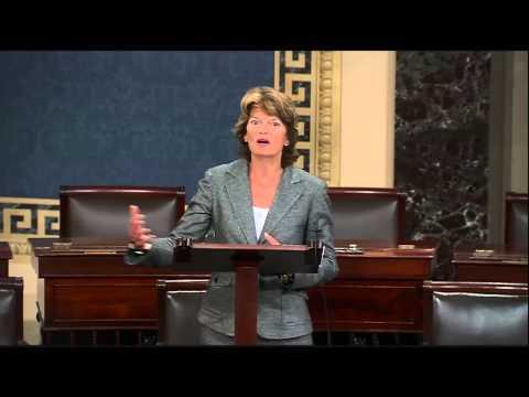 Keystone XL Pipeline colloquy on the U.S. Senate floor