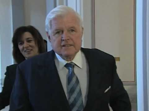Senator Edward Kennedy, Dead at Age 77