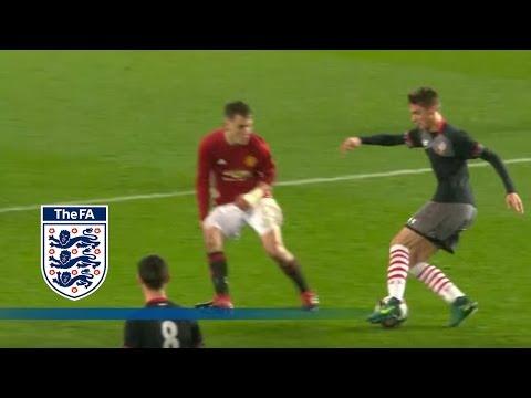 Manchester United U18 1-2 Southampton U18 (2016/17 FA Youth Cup R3) | Goals & Highlights
