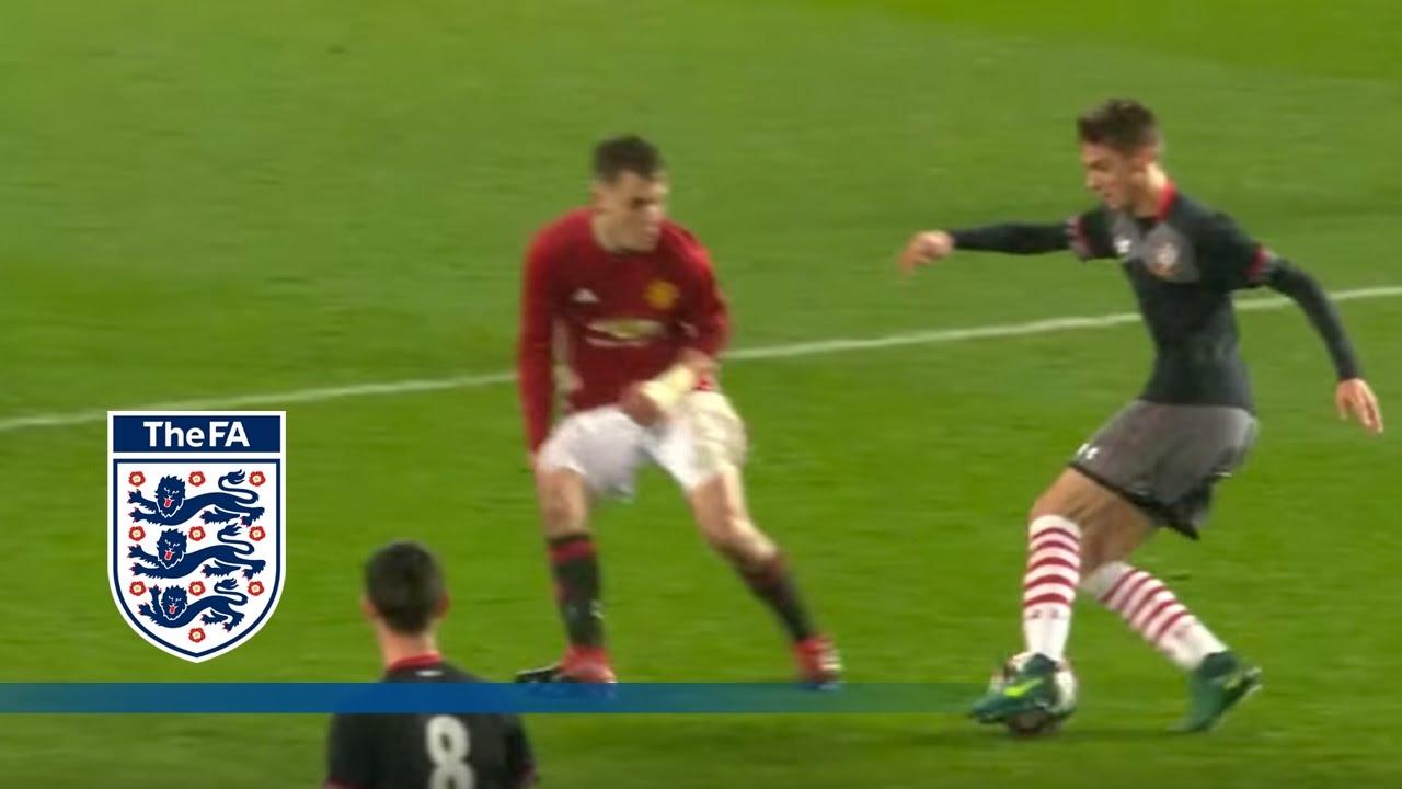 Manchester United U18 1 2 Southampton U18 2016 17 Fa Youth Cup R3 Goals Highlights Youtube