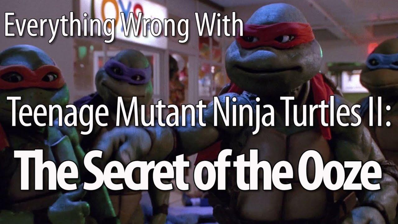 Retro review teenage mutant ninja turtles ii secret of the ooze - Everything Wrong With Teenage Mutant Ninja Turtles Ii Secret Of The Ooze Youtube