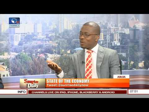 Sunrise Daily: Nigeria Is Definitely Going To Get Better-- Trade Minister Pt 1