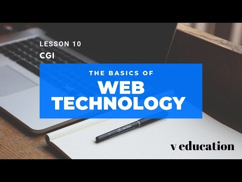 common gateway interface | web technology | lesson 10