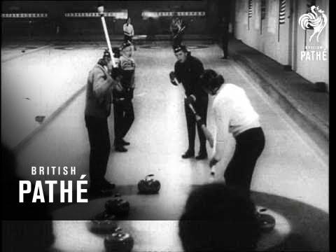 Ladies Curling Match  (1962)