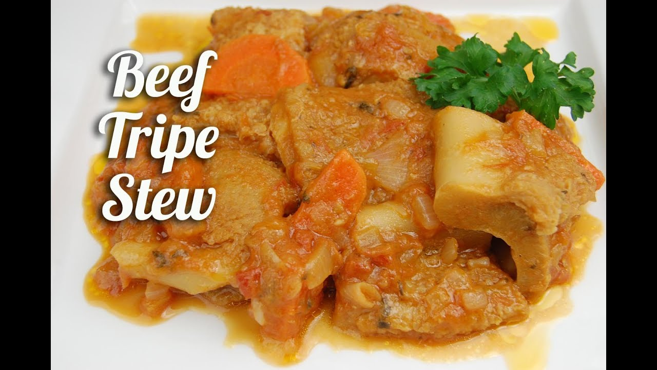Beef tripe recipe youtube for Africaine cuisine