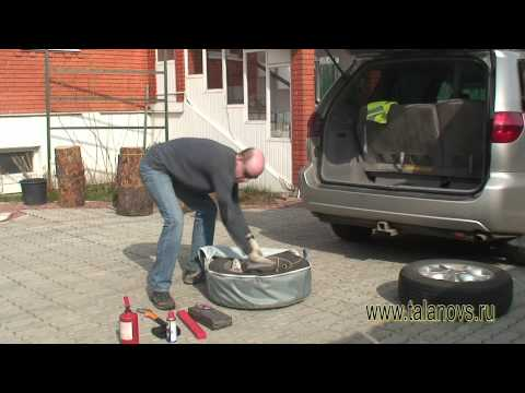 Spare tire cover / Чехол на запасное колесо.