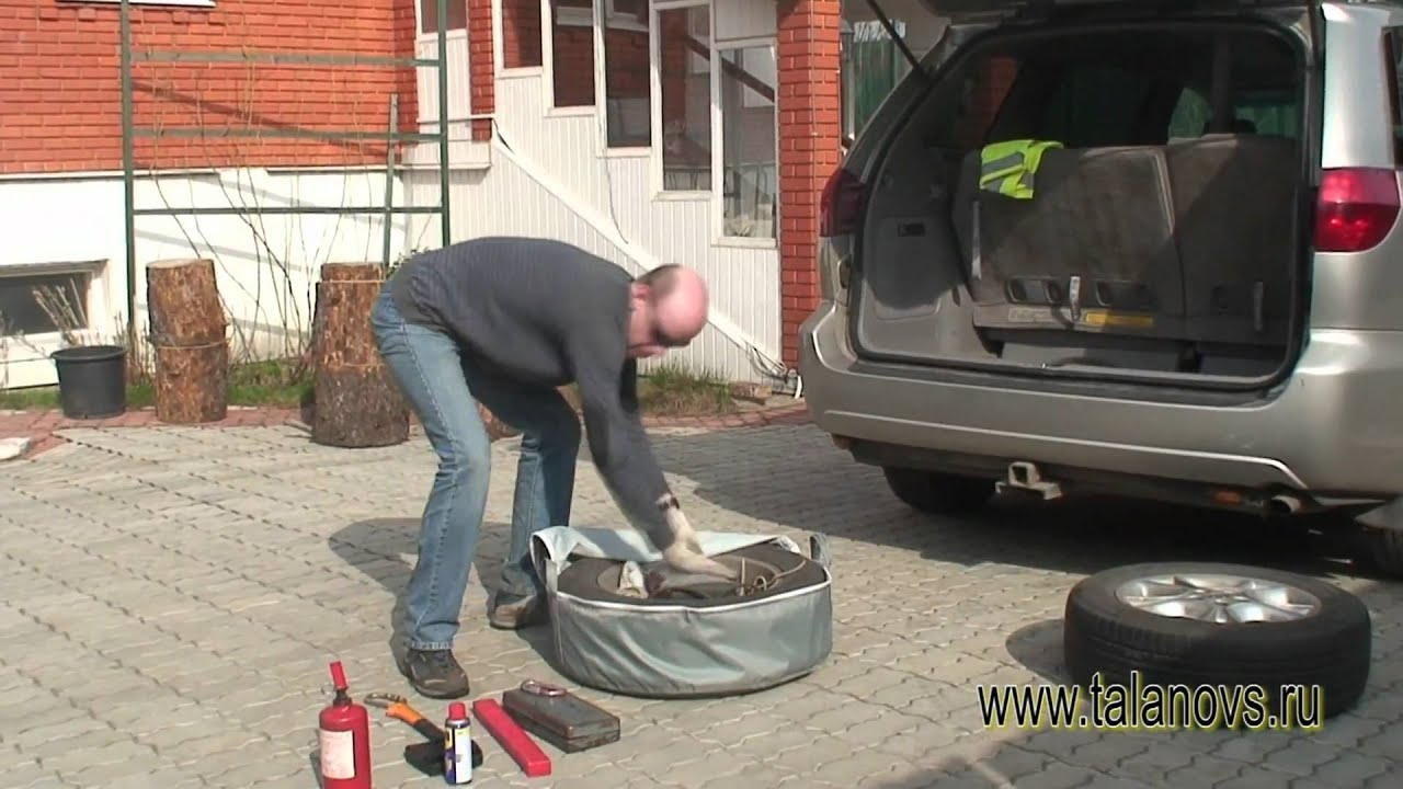 spare tire on toyota sienna 2013 autos post. Black Bedroom Furniture Sets. Home Design Ideas