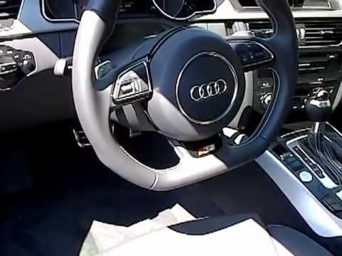 2013 Audi S5 quick look