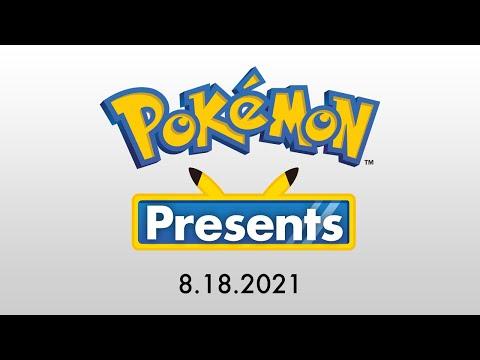 Pokémon Presents | 8.18.21
