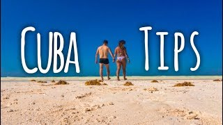 CUBA TRAVEL TIPS |  10 Things you need to know before traveling to CUBA