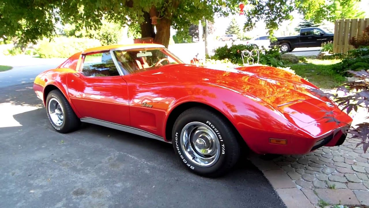 1976 corvette stingray youtube. Cars Review. Best American Auto & Cars Review
