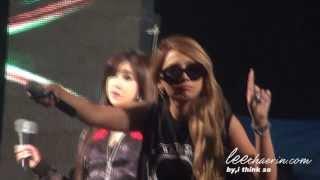 20130516 경기대축제 2NE1 - I Am The Best (CL ver)