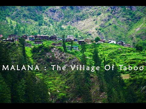 Malana - The village of taboo|Hippie|Marijuana M Cream|Travel blog||Village Documentary India |