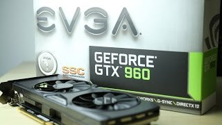 видео GeForce GTX 960
