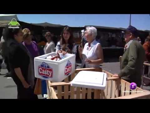 Las chicas del mercadillo helados casty talavera de la - La reina del mueble talavera ...