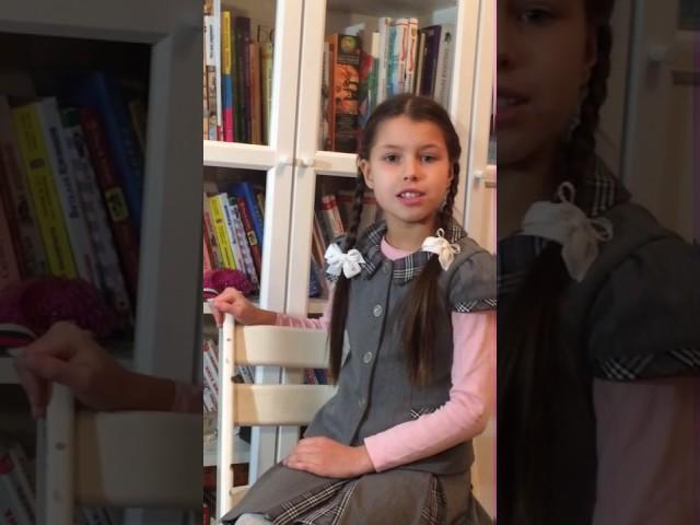 Изображение предпросмотра прочтения – АленаРепина читает произведение «Демьянова уха» И.А.Крылова