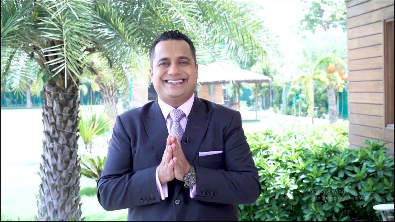 पहली बार सीधा Mobile Camera से LIVE आया हूँ।  स्वागत नहीं करोगे हमारा ?। Dr Vivek Bindra