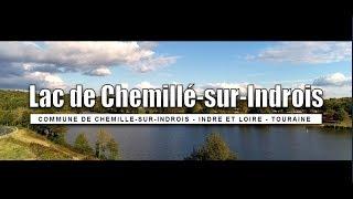 Lac de Chemillé-sur-Indrois - Indre & Loire 37
