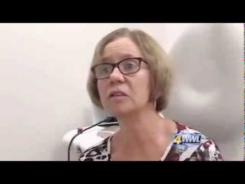 Neck Treatment New Orleans - Dr. Mary Lupo