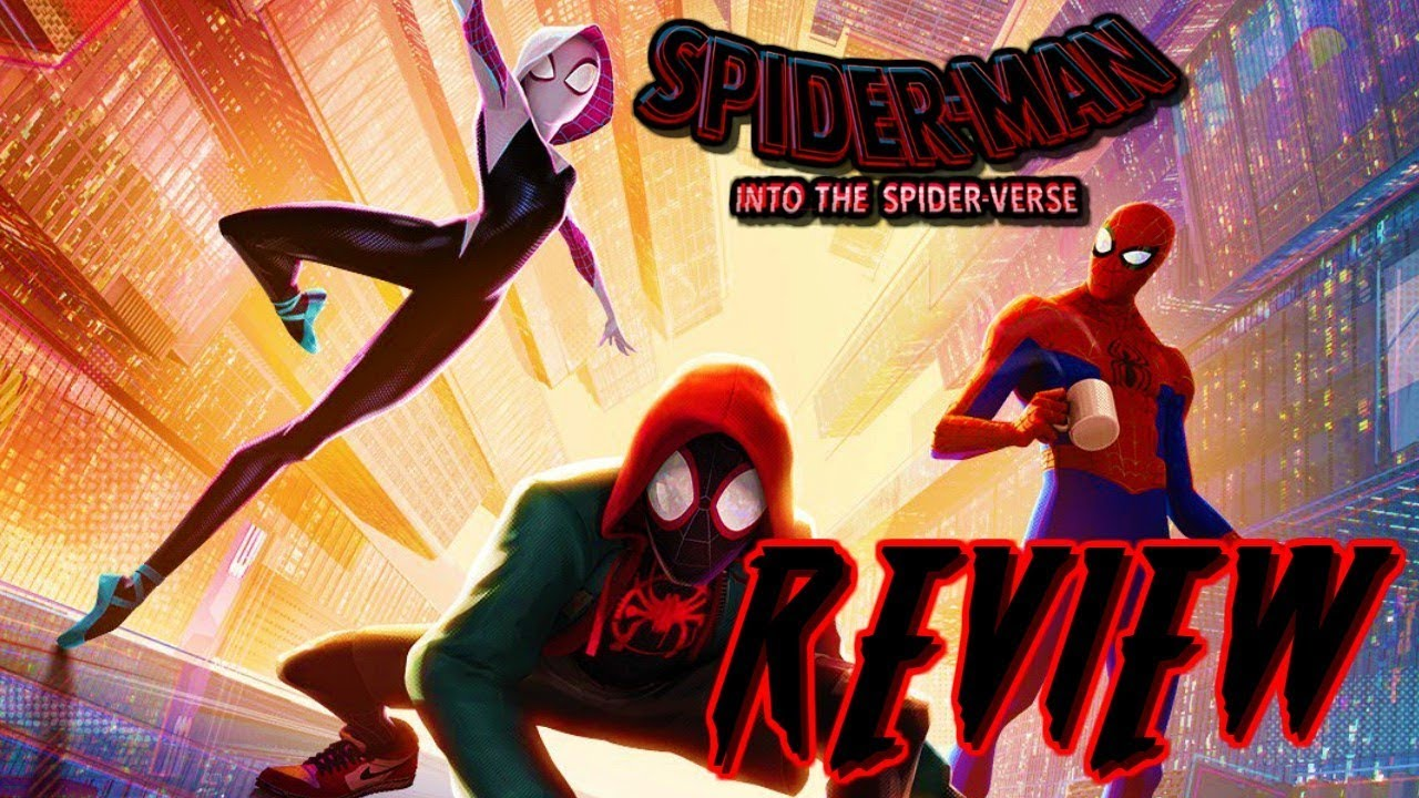 Spider-Man: Into The Spider-Verse Review (No Spoilers) image