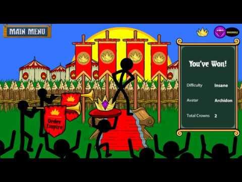 Crown Of Inamorta | HACKED | Insane Mod [TOURNAMENT] | Stick war: Legacy