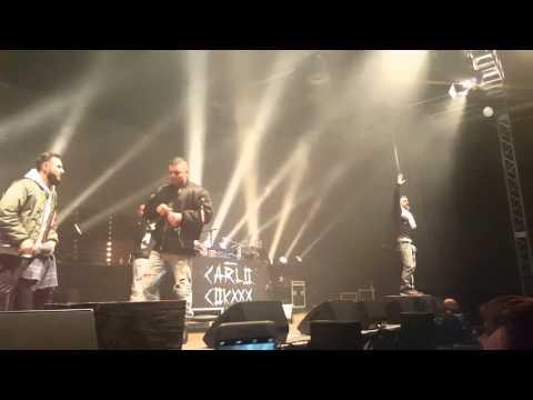 Bushido Bei Nacht Live 2015 (feat.Frank White)