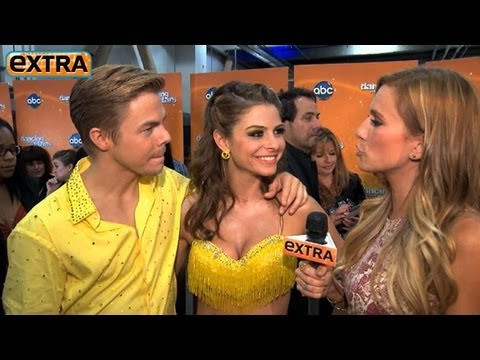 'DWTS' Contestants Talk about Sexy and Stripped Down Latin Night