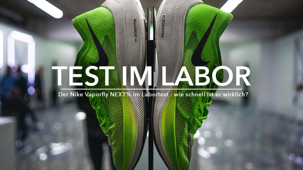 Nike hat den Vaporfly jetzt noch schneller gemacht