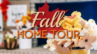 FALL HOME TOUR 2019 | FARMHOUSE FALL DECOR TOUR
