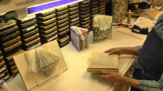 This Old Book:  Book Folding