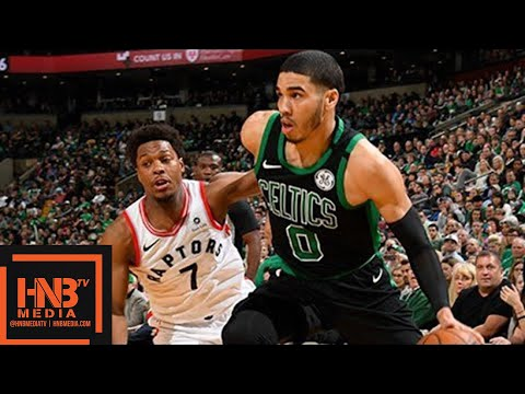 Boston Celtics vs Toronto Raptors Full Game Highlights / March 31 / 2017-18 NBA Season