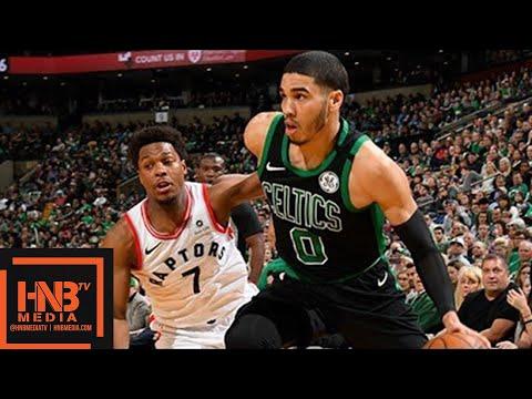 Boston Celtics vs Toronto Raptors Full Game Highlights / March 31 / 2017-18 NBA Season