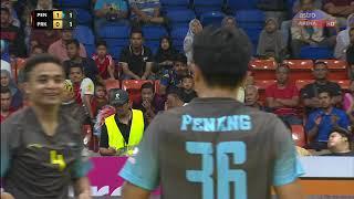 Penang Black Panthers Lwn Perak Bison | 2-0 | Astro Arena | Stl Premier 19