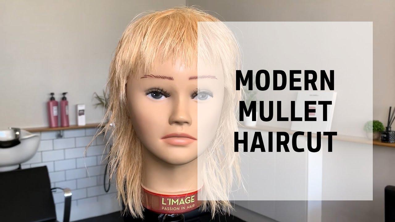 Youtube Modern Mullet Haircut Mullet Haircut Modern Mullet