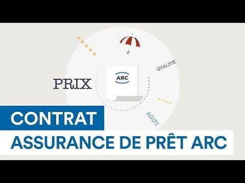 Contrat d'assurance de prêt ARC AGIPI