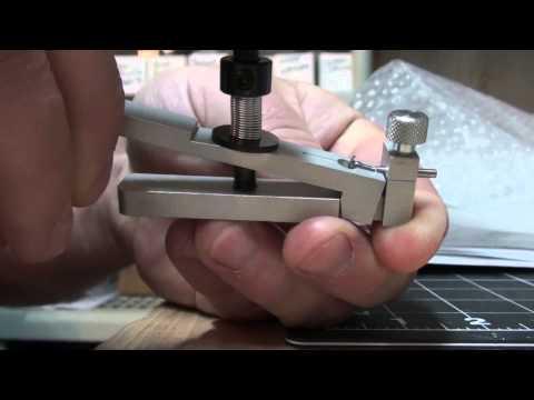Derby Worx Pinewood Derby Bending Tool